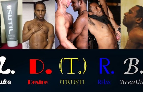 Starting with telling you to remember the initials: L., D., R., B., and sometimes T, in between the D & R. (image supplied)