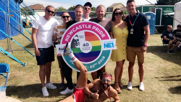 Christopher-at-Newcastle-Pride