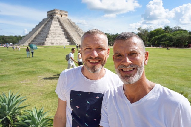 Chichen Itza, Mexico—Images courtesy of Martti and Fridtjof
