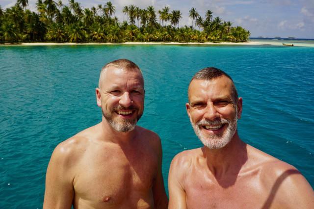 San Blas Islands, Panama—Images courtesy of Martti and Fridtjof