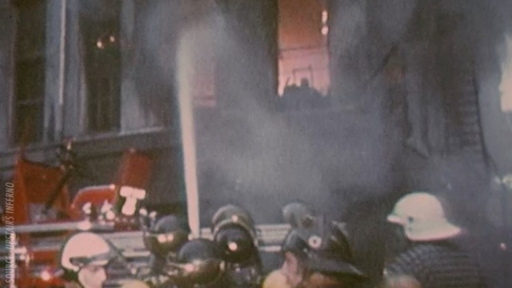 Upstairs Inferno (image supplied)