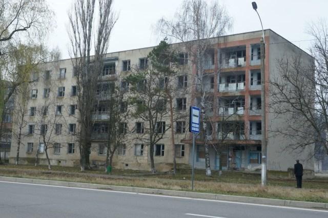 Clădirea fostului cămin al Școlii Profesionale Cimișlia