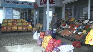 La piața agricolă din Cimișlia