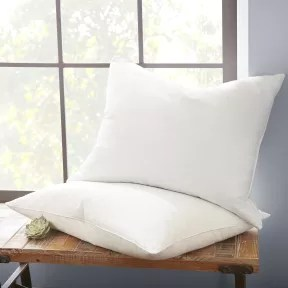 down pillows seen on The Talk