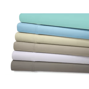 bamboo sheet set seen on The Real