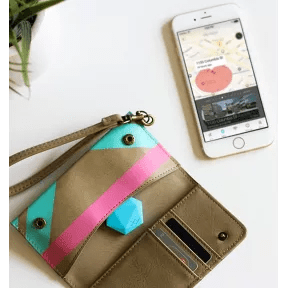 personal bluetooth tracker Morning Save