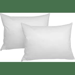 down pillows seen on TV The Talk