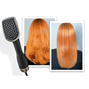 Infinity Gold Blower Brush Hair Dryer & Styler Dish Nation deals