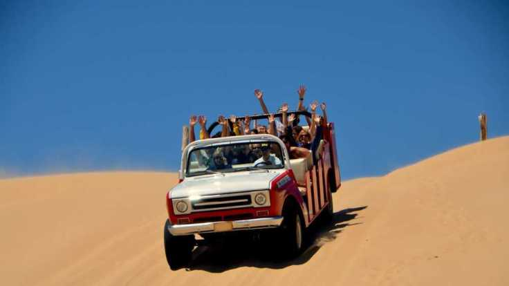 Mac Wood's Dune Rides | Michigan