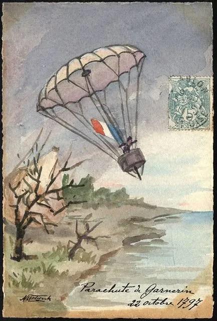 Historia con alas: siglo XVIII
