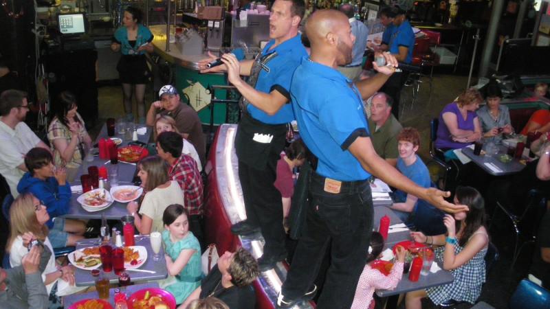 Family Restaurants Near Times Square