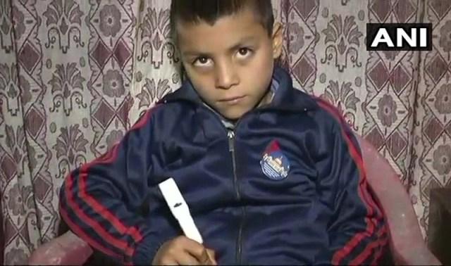 child boy, envent pen count words