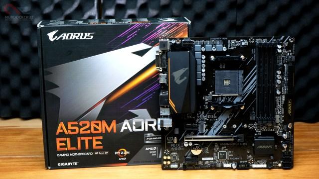 A520M AORUS Elite