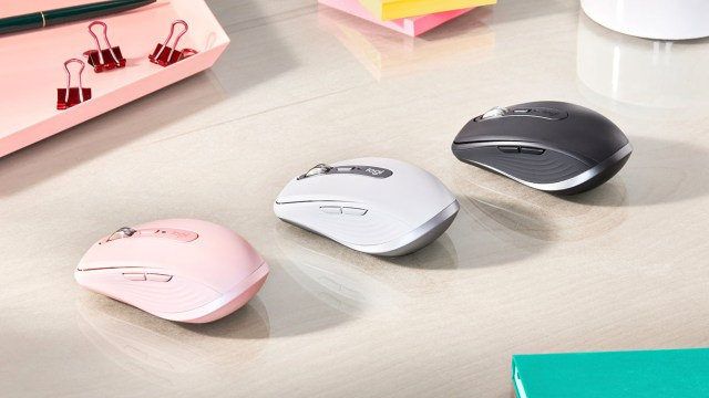 Mouse Wireless Terbaru MX Anywhere 3 Series