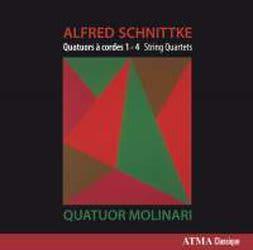 Photo No.1 of Schnittke: Chamber Music Volume 1