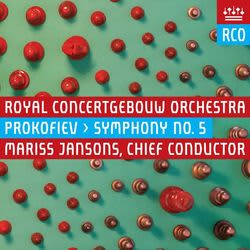 Photo No.1 of Prokofiev: Symphony No. 5 in B-Flat Major, Op. 100