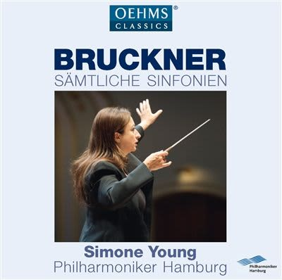 Photo No.1 of Young Conducts Complete Bruckner Symphonies