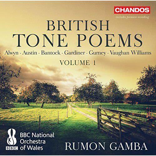 Photo No.1 of British Tone Poems Volume 1