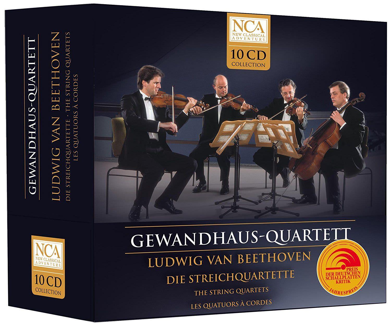 Photo No.1 of Beethoven: String Quartets Nos. 1-16 (complete, inc. Grosse Fuge)