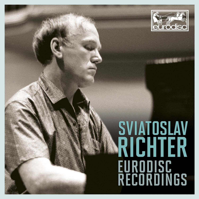 Photo No.1 of Sviatoslav Richter: Eurodisc Recordings