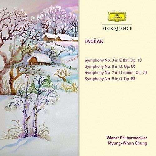 Photo No.1 of Dvorák: Symphonies Nos. 3, 6, 7 & 8