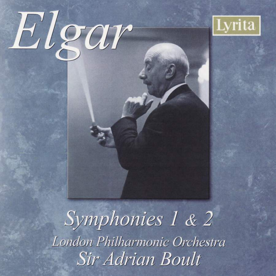 Photo No.1 of Elgar - Symphonies Nos. 1 & 2