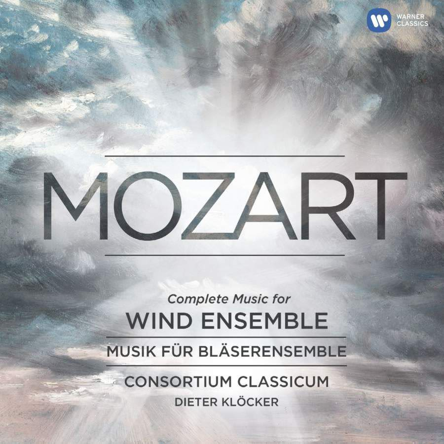 Photo No.1 of Mozart: Music for Wind Instruments