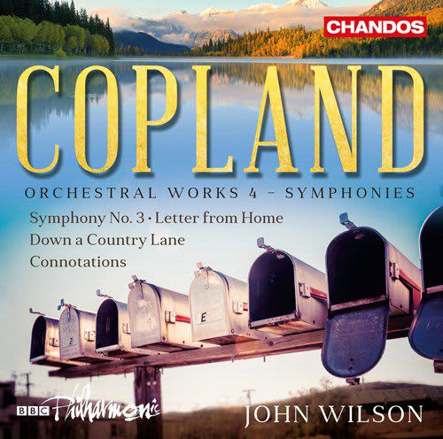 Photo No.1 of Copland: Orchestral Works Volume 4