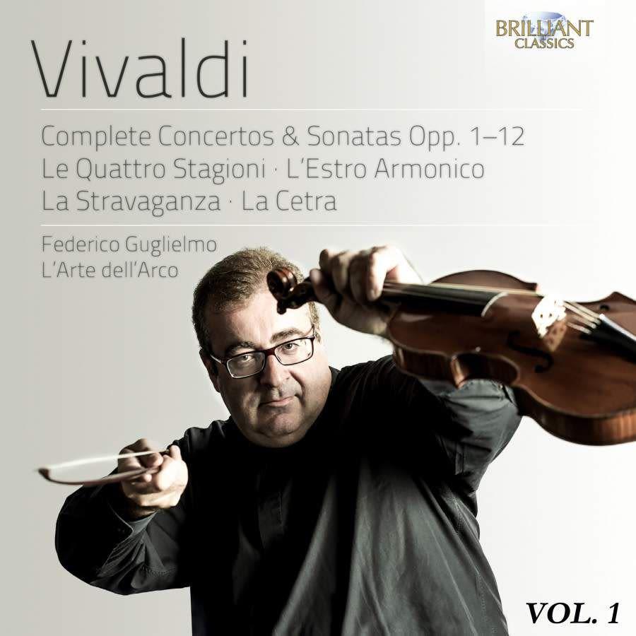 Photo No.1 of Vivaldi: Complete Concertos & Sonatas Op. 1‐12