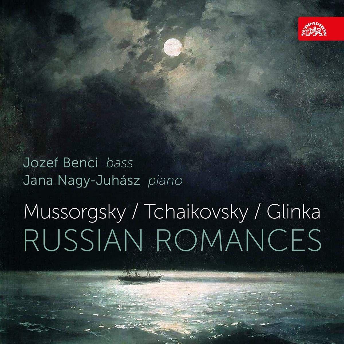 Photo No.1 of Russian Romances: Mussorgsky, Tchaikovsky, Glinka