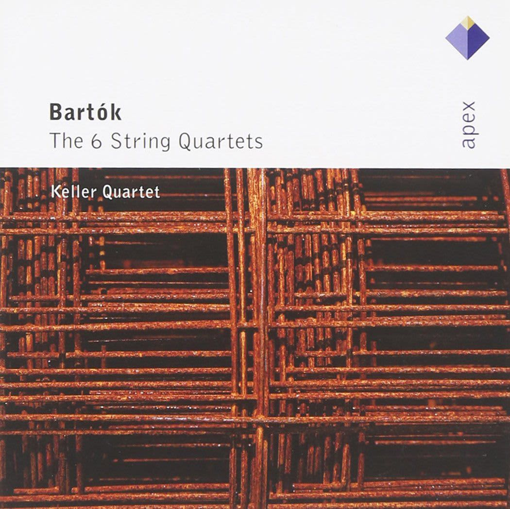 Photo No.1 of Bartók: String Quartets Nos. 1-6