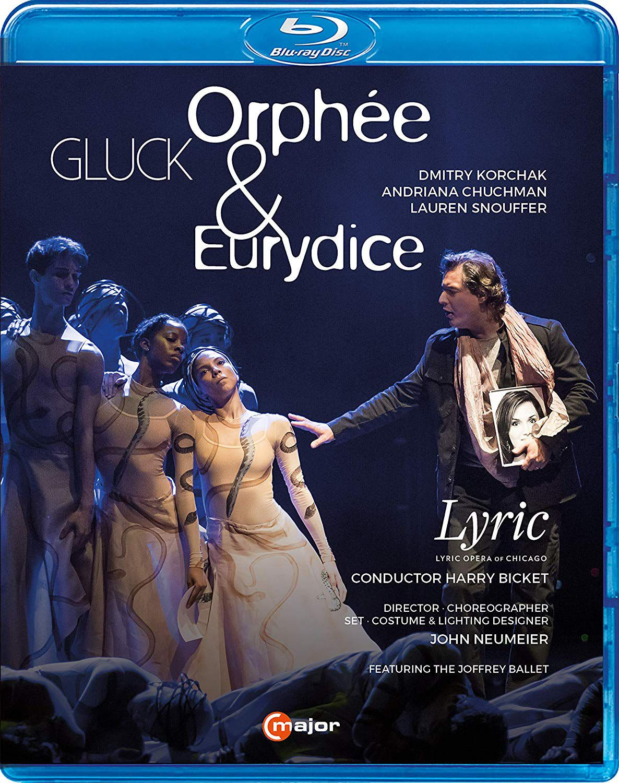 Photo No.1 of Gluck: Orphee & Eurydice