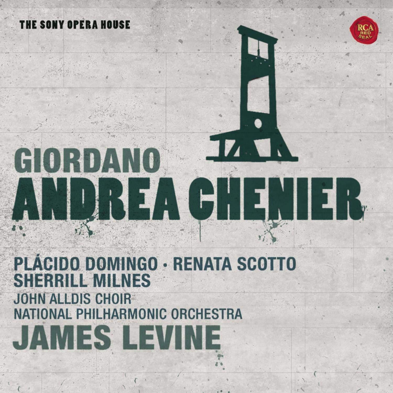 Photo No.1 of Giordano: Andrea Chénier