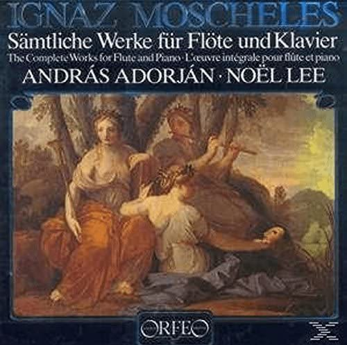 Photo No.1 of Ignaz Moscheles: Complete Works for flute & Piano