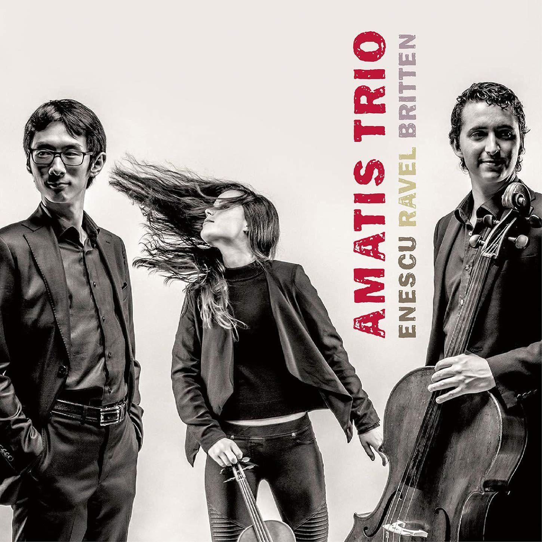 Photo No.1 of Piano Trios: Enescu, Britten & Ravel