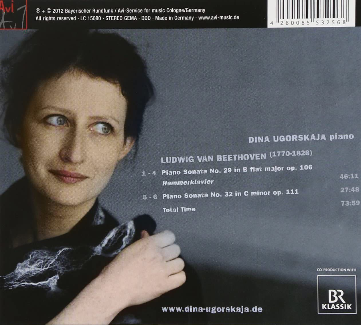 Photo No.2 of Beethoven: Piano Sonatas Nos. 29 & 32