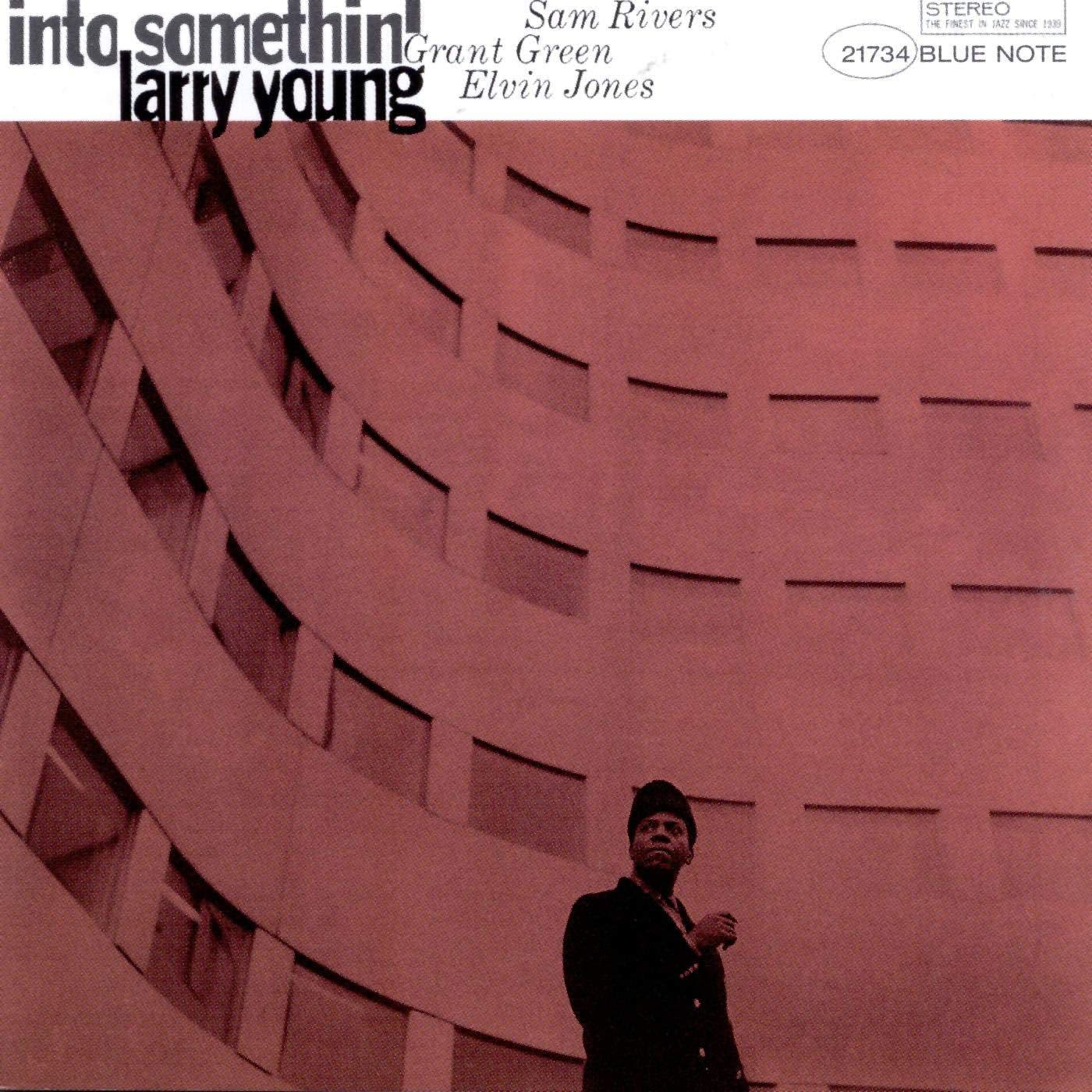Photo No.1 of Larry Young: Into Somethin' (180g)