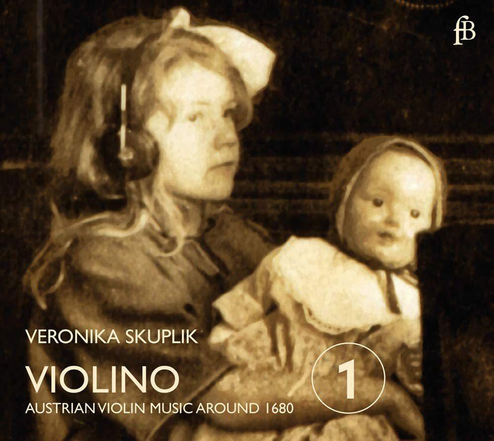 Photo No.1 of Violino - Austrian Viol Music c 1680