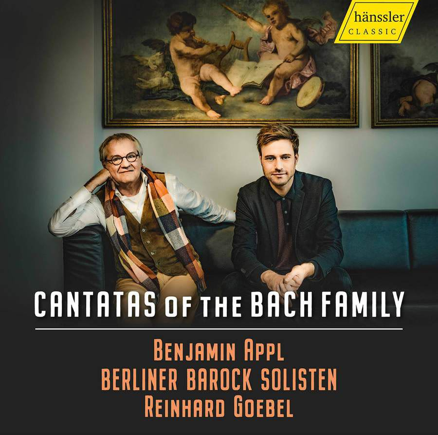 Photo No.1 of Cantatas of the Bach Family