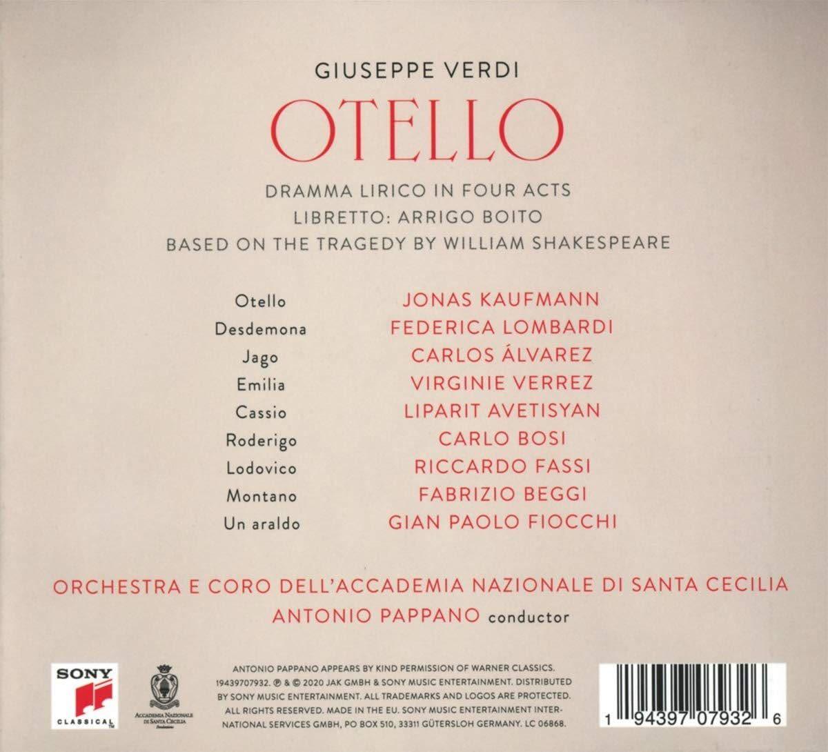 Photo No.2 of Verdi: Otello