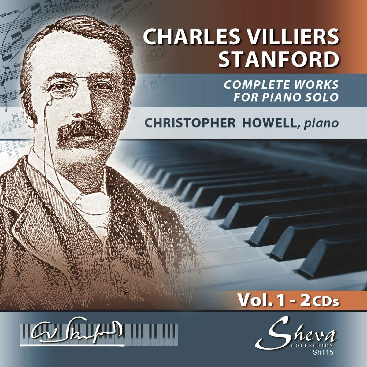 Photo No.1 of Stanford: Works for Piano Solo Vol. 1