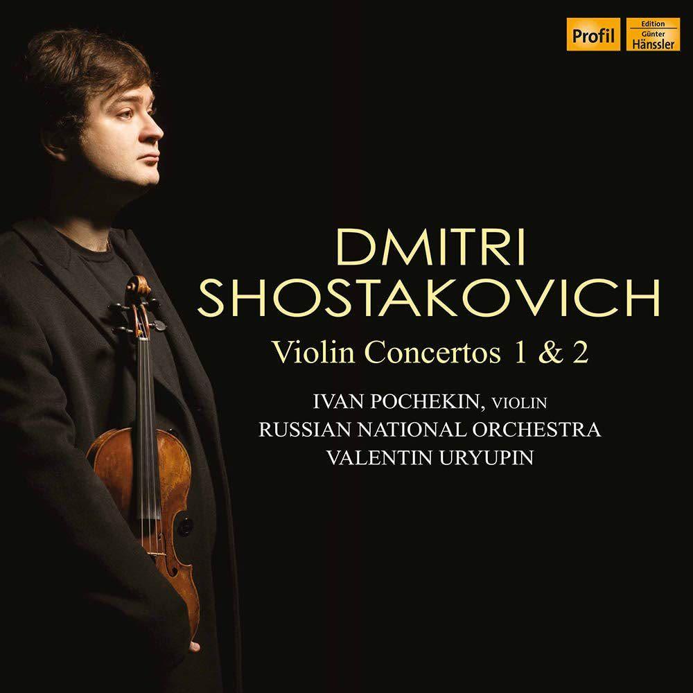 Photo No.1 of Shostakovich: Violin Concertos Nos. 1 & 2