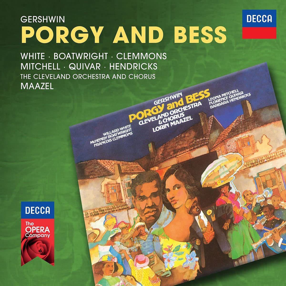 Photo No.1 of Gershwin: Porgy & Bess