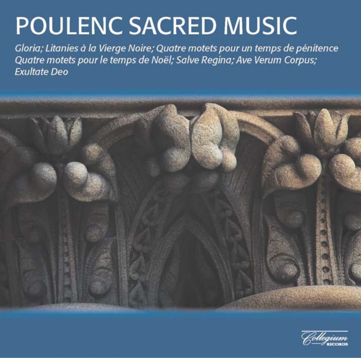 Photo No.1 of Poulenc: Sacred Choral Works