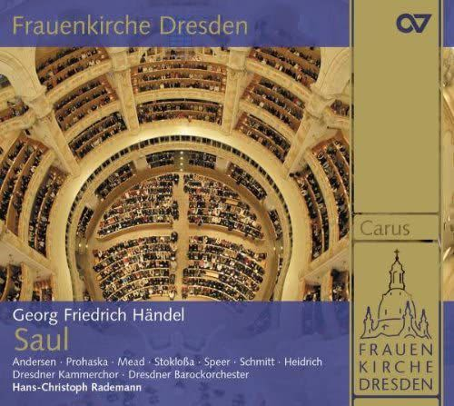 Photo No.1 of Georg Fredrich Handel: Saul
