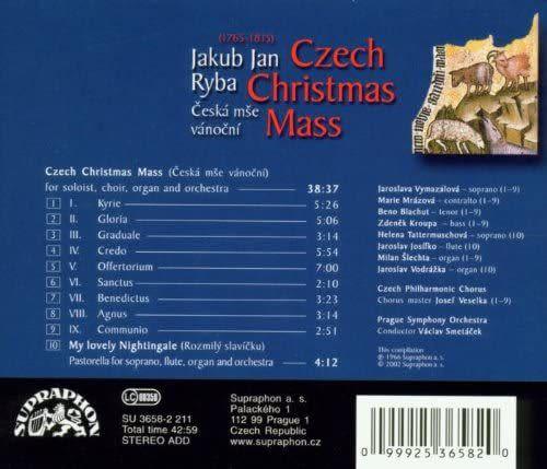 Photo No.2 of Ryba: Czech Christmas Mass