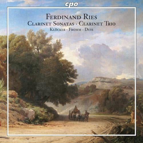 Photo No.1 of Ries - Clarinet Chamber Music
