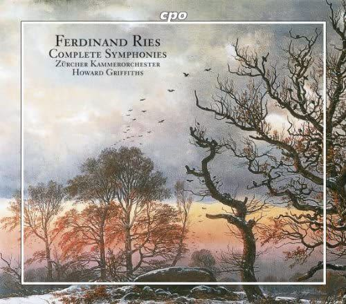 Photo No.1 of Ries - Complete Symphonies