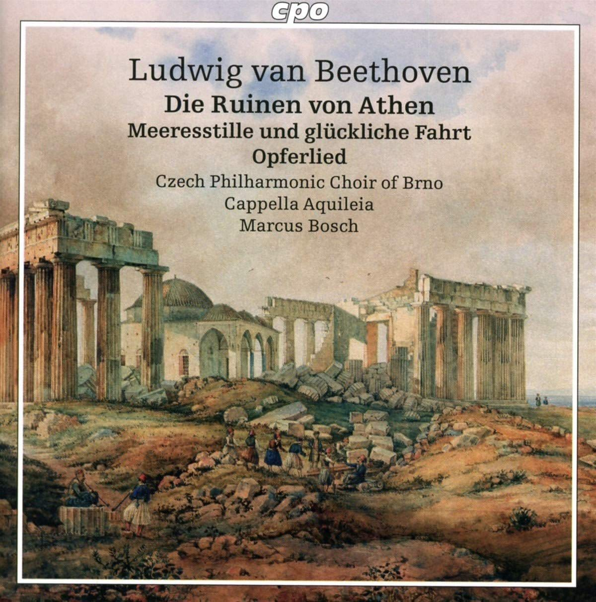 Photo No.1 of Beethoven: Music for the Theater Vol. 1