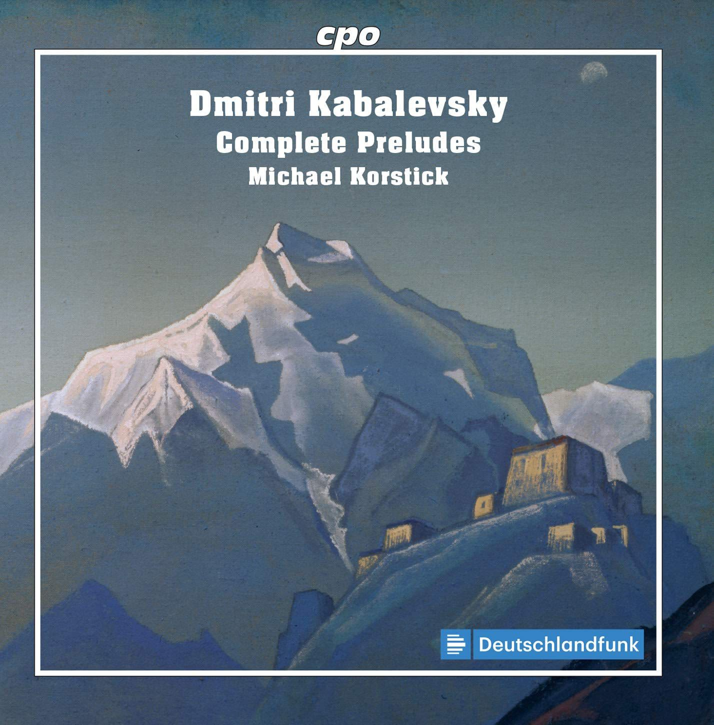Photo No.1 of Kabalevsky: Complete Piano Preludes
